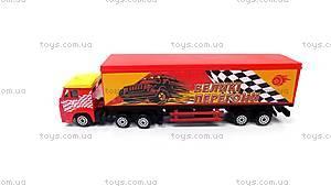 Игрушечный грузовик «Фура КАМАЗ», SB-15-04-С-3WB