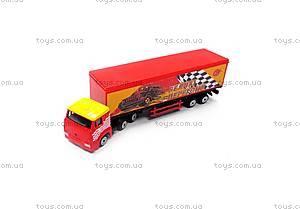 Игрушечный грузовик «Фура КАМАЗ», SB-15-04-С-3WB, отзывы