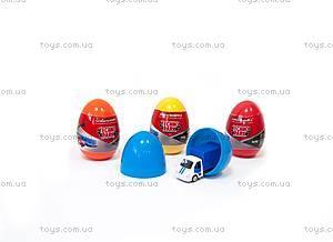 Минимодель «Машинка в яйце», SB-15-55, детские игрушки