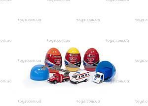 Минимодель «Машинка в яйце», SB-15-55, toys