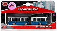 Минимодель «Троллейбус с гармошкой», SB-15-34-T