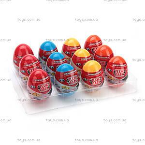 Минимодель «Машинка в яйце», SB-15-55, отзывы
