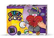 Мишка - часы, СС-01-03, купить