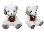 Плюшевый мишка «Джим», средний, К405В, купить