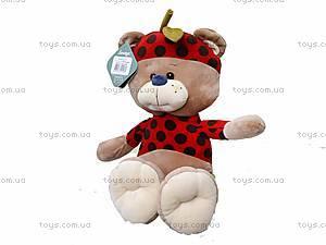 Мягкая игрушка «Мишка Фрутти», К417С, купить