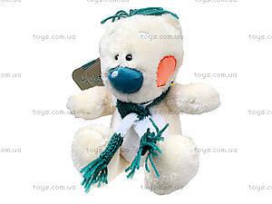 Плюшевый мишка «Хеппи с шарфом», К369С, купить