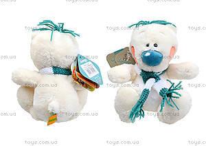 Плюшевый мишка «Хеппи с шарфом», К369С