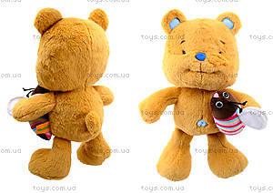 Детская игрушка «Мишка Ласунчик», К354В