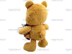 Детская игрушка «Мишка Ласунчик», К354В, цена
