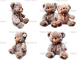 Плюшевый медведь с бантиком, 397636
