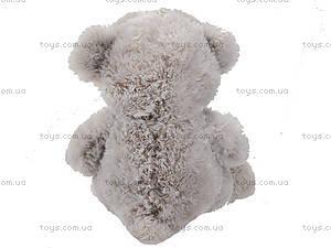 Музыкальный медвежонок с бантом, 50 см, 639550, фото