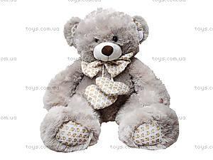 Игрушечный медведь с бантом, 639580, фото