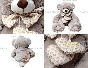 Игрушечный медведь с бантом, 639580
