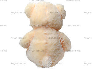Игрушечный медвежонок с бантиком, 70 см, 134070, игрушки
