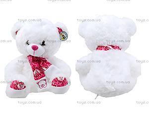 Мягкая игрушка «Мышка» с шарфом, 331435