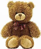 Мягкий медвежонок «Сашка», МСА1, фото