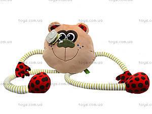 Мягкий мишка «Смайлик», К423Т, фото