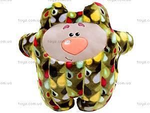 Игрушка-подушка «Мишка Софтик», К355ВС, купить