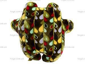 Игрушка-подушка «Мишка Софтик», К355ВС, фото