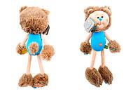 Детская игрушка «Мишка Топ», К356Н, фото