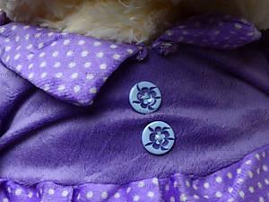 Музыкальный плюшевый медведь в платье, 396935, цена