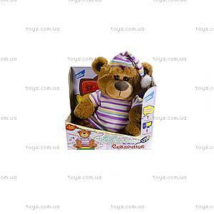 Мягкая игрушка «Мишкины сказки», MCHNU01\M