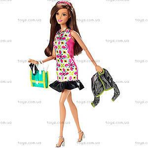 Набор Барби «Модная вечеринка» с одеждой, CLL33, купить