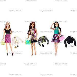 Набор Барби «Модная вечеринка» с одеждой, CLL33, фото
