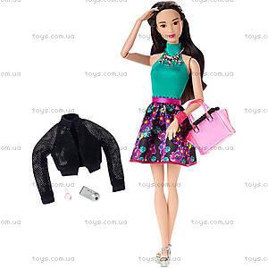 Набор Барби «Модная вечеринка» с одеждой, CLL33, отзывы