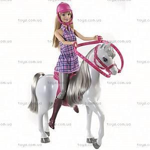 Кукла Barbie серии «Прогулка верхом», DHB68, купить