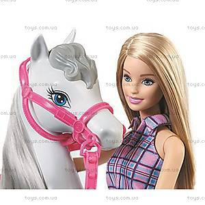 Кукла Barbie серии «Прогулка верхом», DHB68, фото