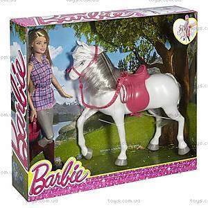 Кукла Barbie серии «Прогулка верхом», DHB68, отзывы