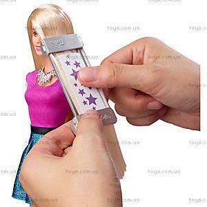 Игровой набор Barbie «Сияющий волос», CLG18, купить