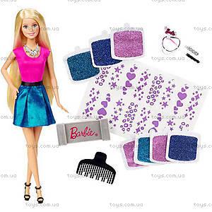 Игровой набор Barbie «Сияющий волос», CLG18