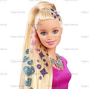 Игровой набор Barbie «Сияющий волос», CLG18, фото