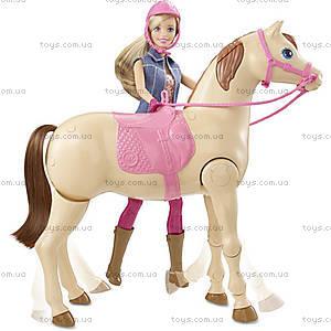 Игровой набор Barbie «Верховая езда», CMP27, купить