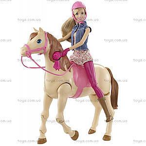 Игровой набор Barbie «Верховая езда», CMP27