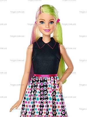 Игровой набор с куклой Барби «Цветной микс», DHL90, отзывы