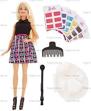 Игровой набор с куклой Барби «Цветной микс», DHL90, цена