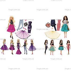 Набор Barbie с куклой «Модный калейдоскоп», DJW57, купить