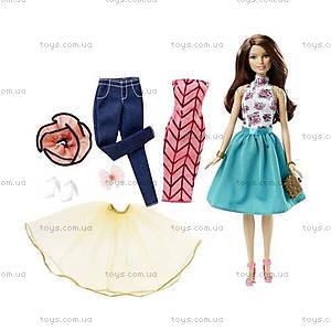Набор Barbie с куклой «Модный калейдоскоп», DJW57, отзывы