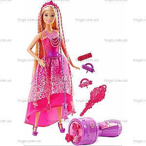 Набор Barbie с куклой серии «Королевские косы», DKB62
