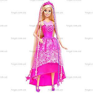 Набор Barbie с куклой серии «Королевские косы», DKB62, купить
