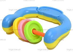 Набор погремушек для малышей, 6 штук, 1022-3, купить