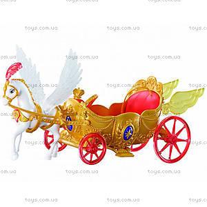 Игровой набор «Королевский экипаж Софии», Y6652, купить