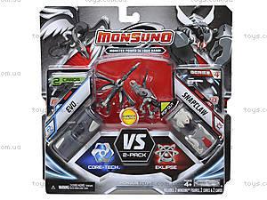 Игровой набор Monsuno Core Tech «Eklipse EVO и SNAPCLAW», 34439-42932-MO, купить