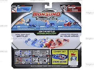 Игровой набор Monsuno Core Tech «Eklipse EVO и SNAPCLAW», 34439-42932-MO, фото