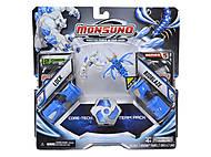 Игровой набор для битвы Monsuno Core-Tech LOCK и BIOBLAZE, 34440-42936-MO