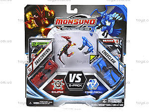 Детский игровой набор для битвы, 34439-42934-MO