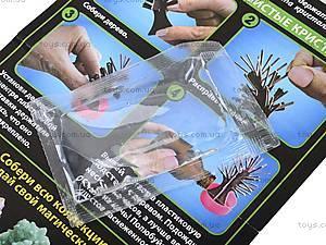 Набор для опытов «Лес кристаллов», зеленый, 0259, игрушки